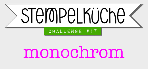 Stempelküche Challenge #17